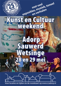 Kunst en cultuurweekend Poster website